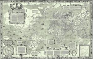 Gerardus Mercator / Public domain