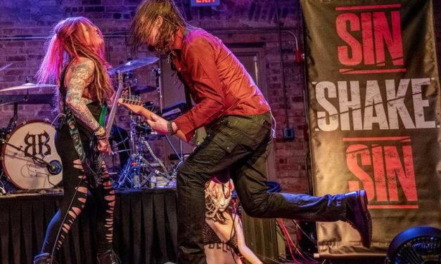 Sin Shake Sin: An Interview with Lauren Phillips