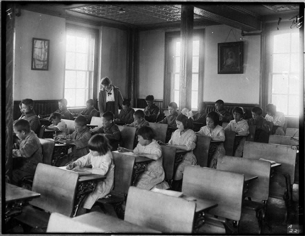 Indigenous Residential School