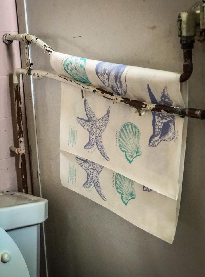 gallery old towel