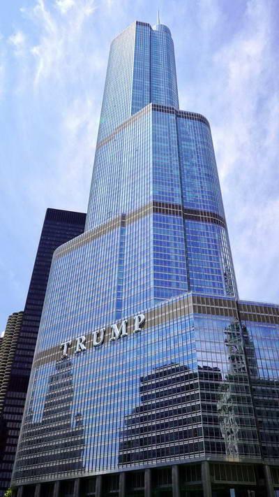 Good Versus Evil Trump Tower
