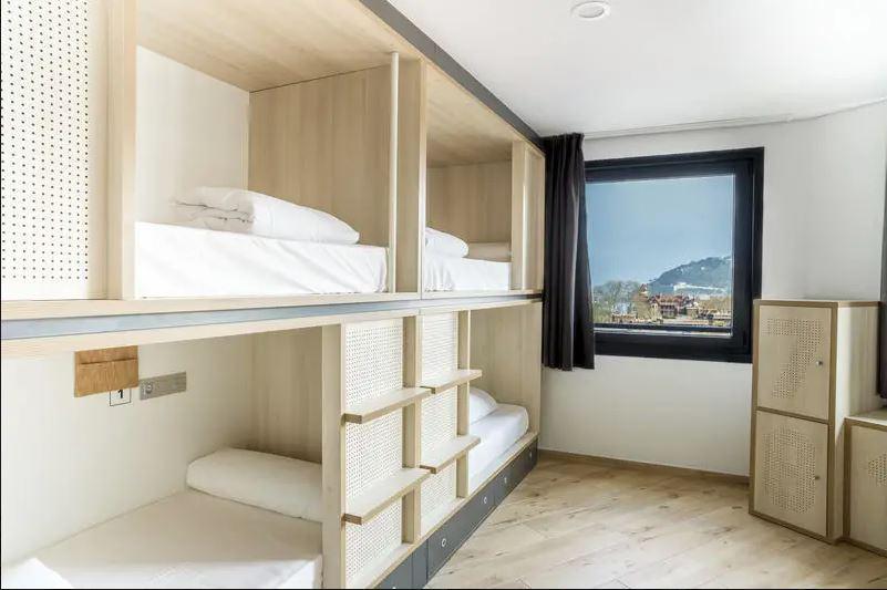 Stay in a Hostel
