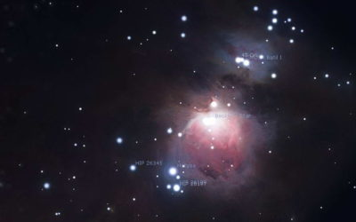 Backyard Astronomy:  Telescopes and the December Night Sky in 2020