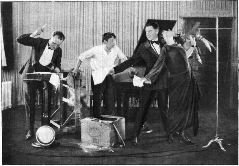 WGY Radio Play from 1923