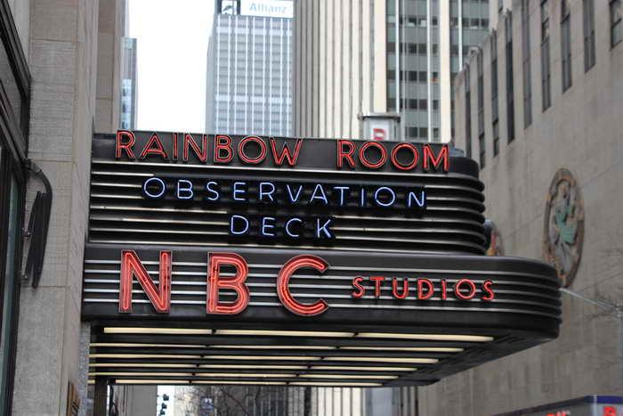 NBC Entrance