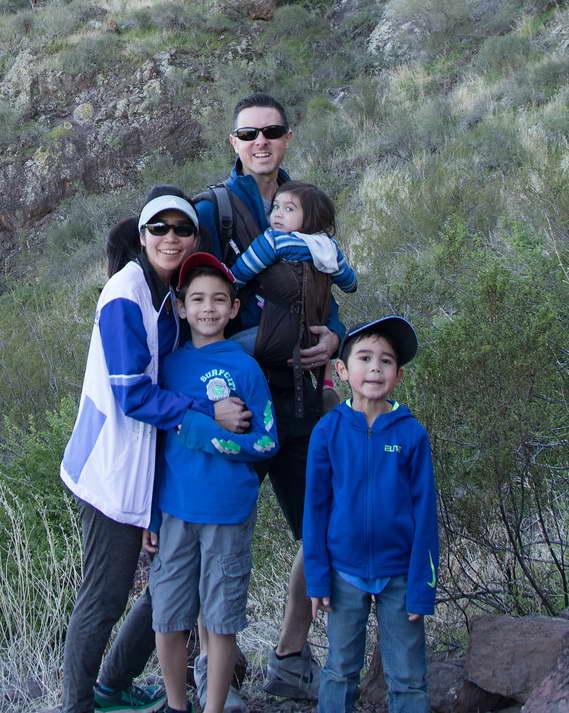 Dr. Horsley Family