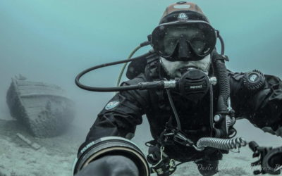 Great Lakes Shipwrecks:  An Underwater Visual Story