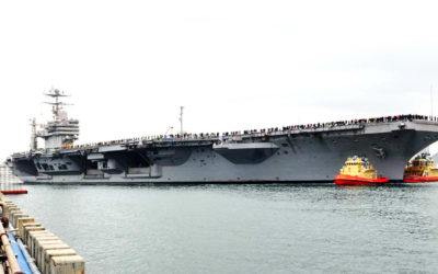 Video Games, Movies and Nuclear Reactors: A Winding Trail To the USS Abraham Lincoln