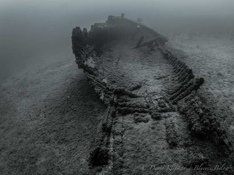 Great Lakes Shipwrecks Elmwood