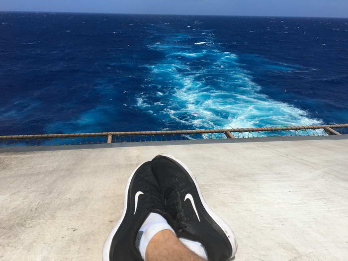 Chillin on the Ocean