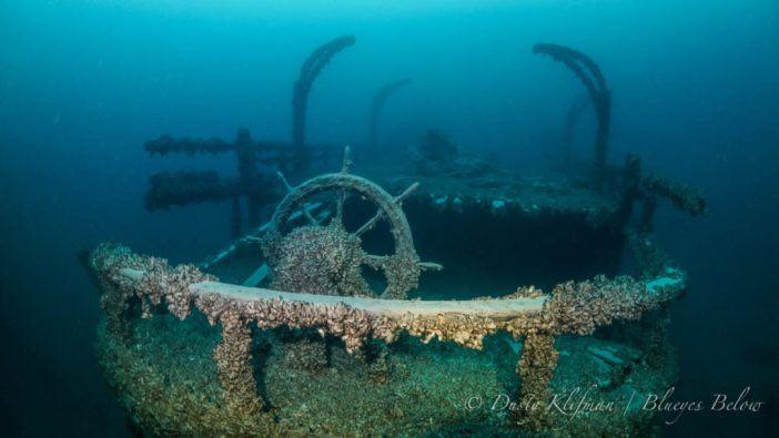 Great Lakes Shipwrecks Westmoreland Wheel