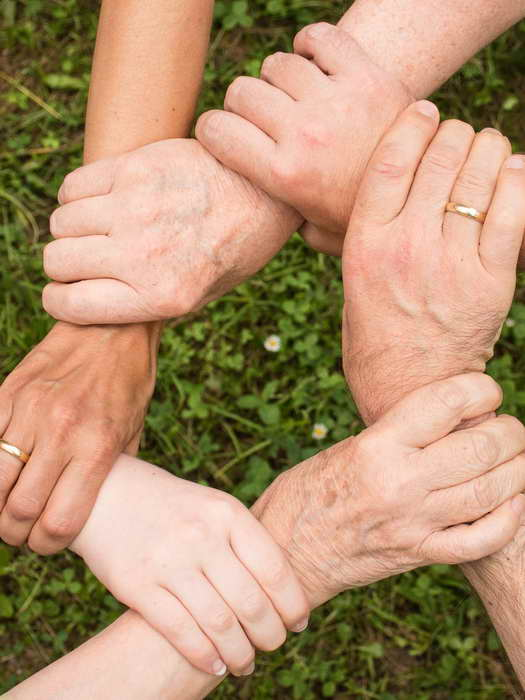 Chatham-Kent Team Work Hands
